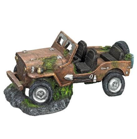 Gammal bil Jeep