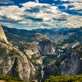 Yosemite by Sabastian L - Landscapes Mountains & Hills