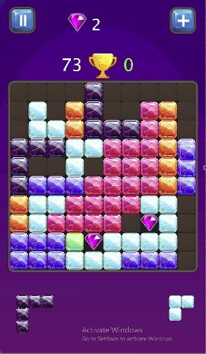 Jewel Block Puzzle Match android2mod screenshots 6