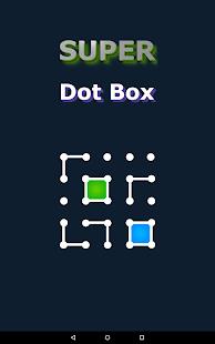 Super Dot Box Game - náhled