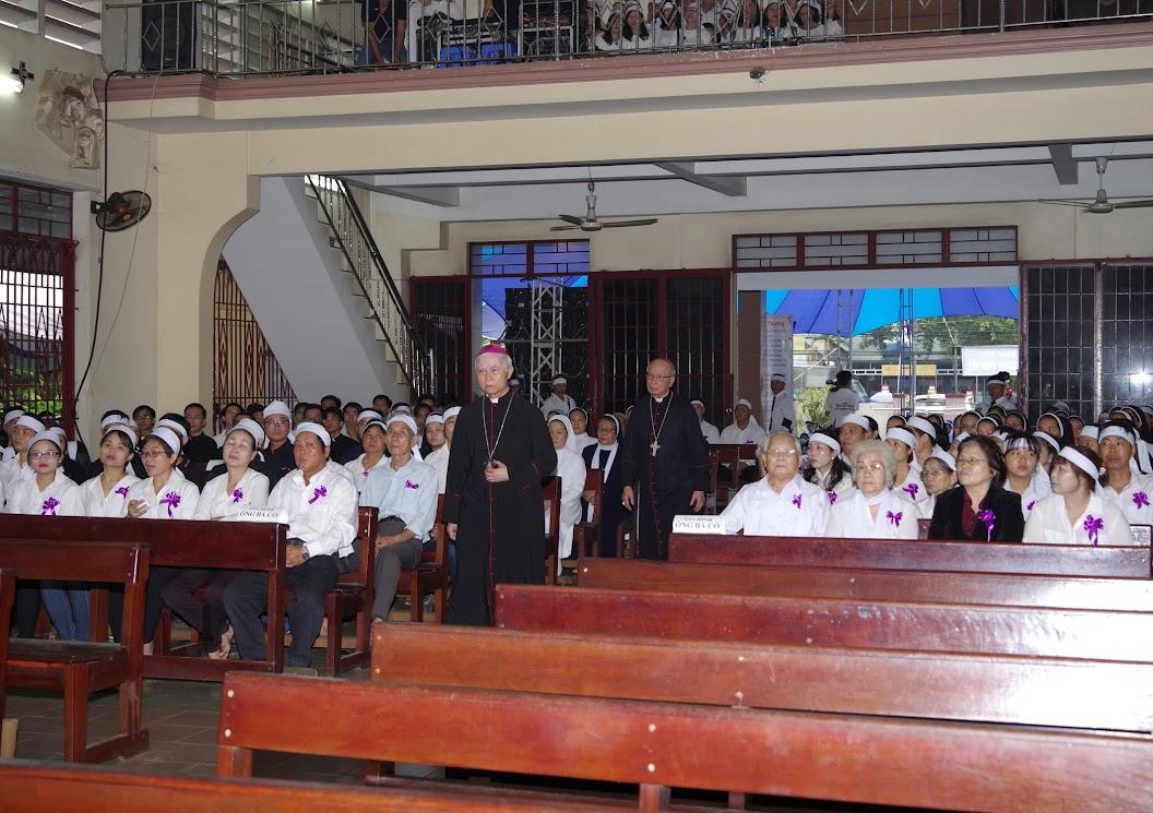 Thánh lễ an táng Cha Giuse Trần Ngọc Tâm - Chánh xứ Xuân Đức - Ảnh minh hoạ 5