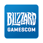 Blizzard at gamescom 2018 Icon