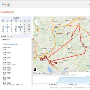 Location History Android Apps On Google Play - Google map location history