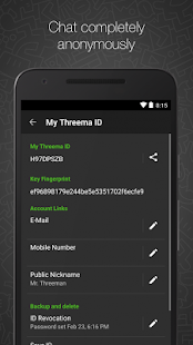 Threema Screenshot 8