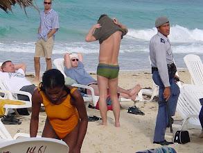 Photo: playa santa maria, cuba. Tracey Eaton photo.