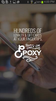 Epoxy - screenshot
