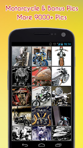 Cool Motorcycle Wallpaper screenshot 0