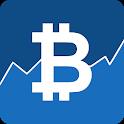 Crypto App - Widgets, Alerts, News, Bitcoin Prices icon