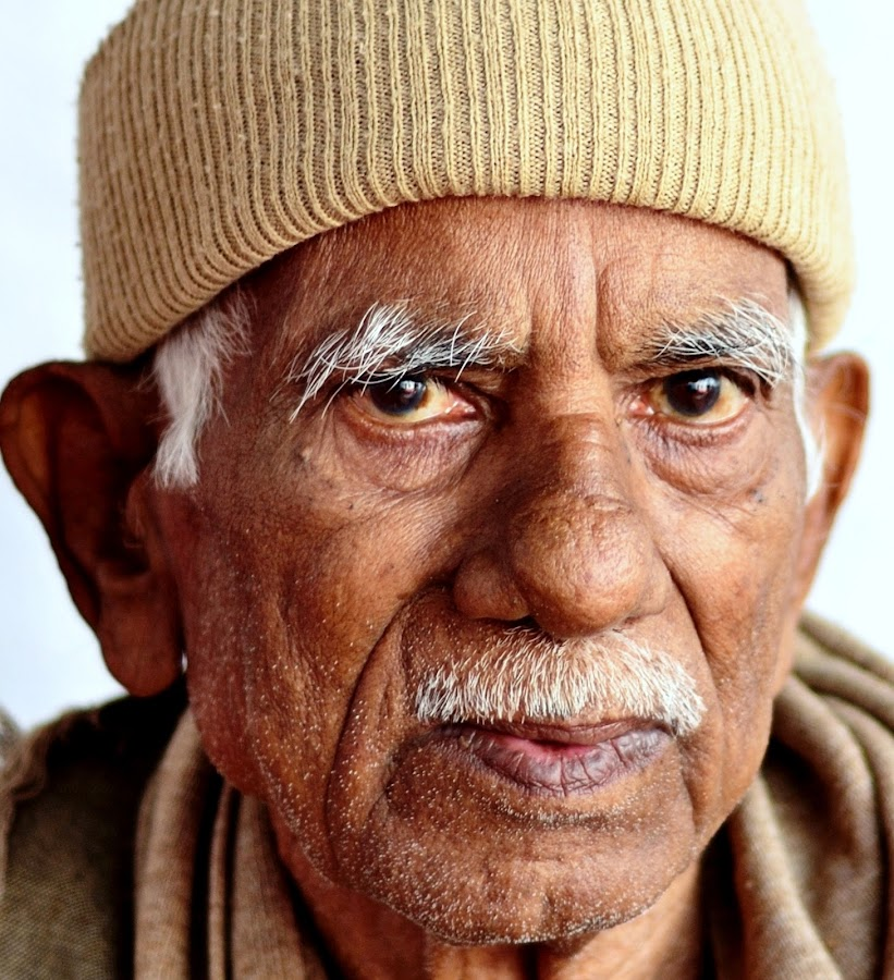 wrinkles of experience by Siddhartha Chitranshi - People Portraits of Men ( pwcfaces )