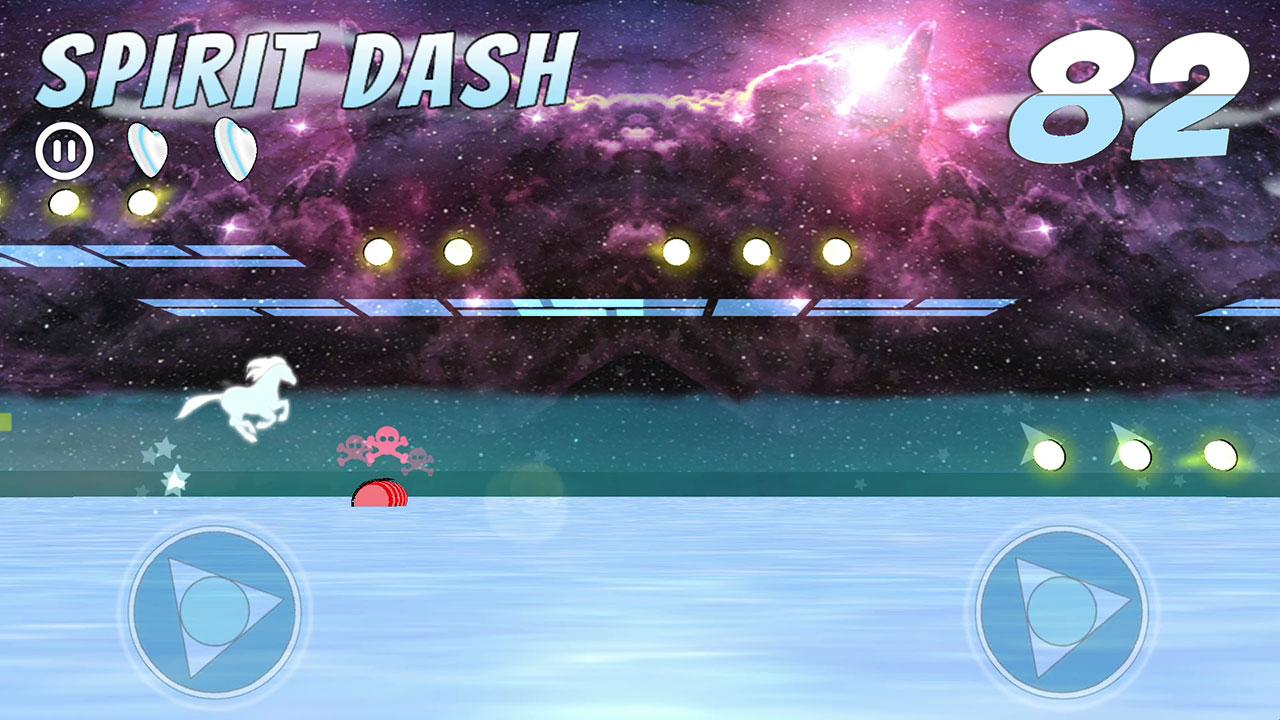 Spirit Dash- screenshot
