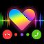 Color Call-Phone Call Screen Theme, LED Flash