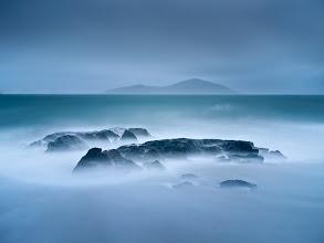 Photo: Isle of Harris, Scotland  Long exposure during a pretty heavy rain. Enjoy!  #longexposure  #seascape