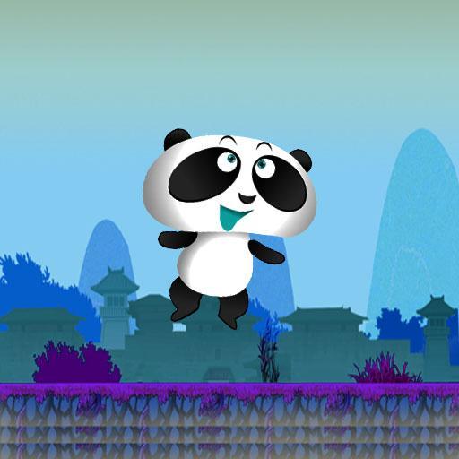 パンダのジャンパー