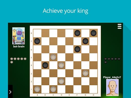 Checkers Online: Classic board game apktram screenshots 5