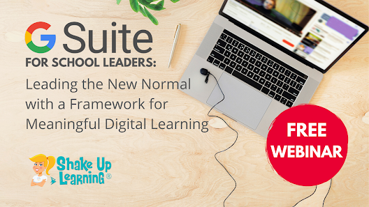 G Suite For School Leaders Leading The New Normal With A