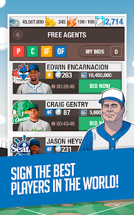 Baseball General Manager 2015- screenshot thumbnail