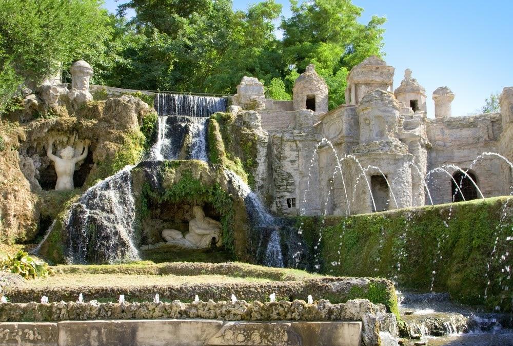 Las mejores excursiones desde roma for Jardines barrocos
