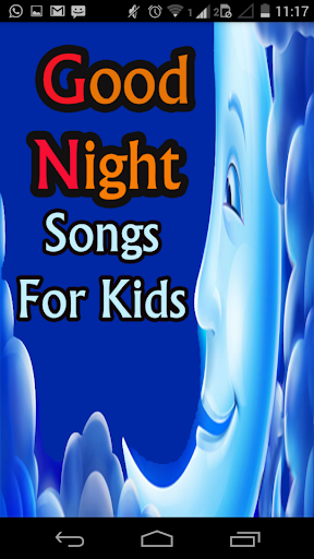 Good Night Song For Kids