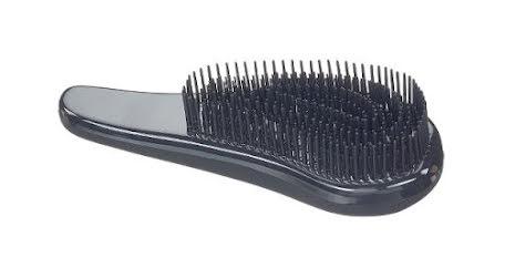 Detangling borste svart