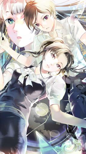 Dual Kaleidoscope 銭葵