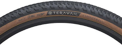 Teravail Cannonball Tire, 650b x 47, Tan Wall, Light and Supple, Tubeless Ready alternate image 1