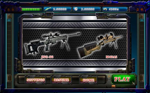 Military Sniper Shooter 3d - náhled