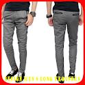 Design Men's Long Trousers icon
