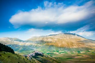 Photo: Castelluccio di Norcia 2012