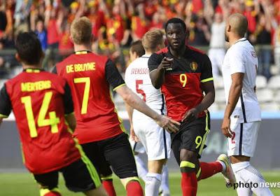 Un nouveau pays rejoint le groupe de la Belgique pour les qualifications au Mondial de Russie