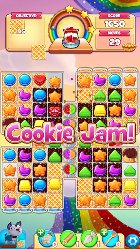 Cookie Jamu2122 Match 3 Games | Connect 3 or More apkpoly screenshots 21