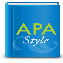 Apa Reference Style Guide icon