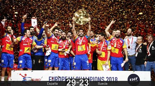 Ya están a la venta las entradas para el partido de balonmano España-Suecia
