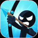 Arrow Battle Of Stickman - 2 player games icon