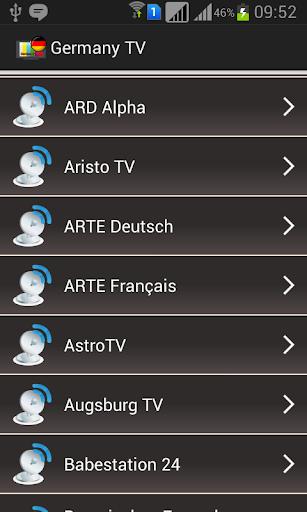 Germany TV Channels Online