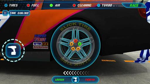 Mécanicien de Stock Car 3D  captures d'écran 4