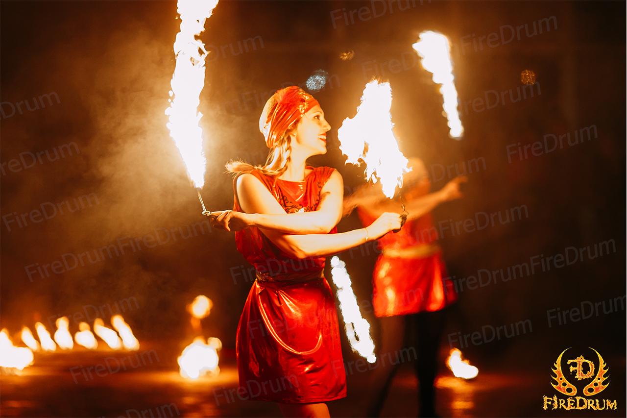 FireDrum в Самаре