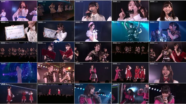 181201 (1080p) AKB48ステージファイター特別劇場公演 DMM HD