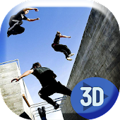 Cool Parkour Live Wallpaper