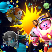 Amazing Kirby Space War