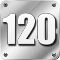 HD Financial Calculator Silver icon