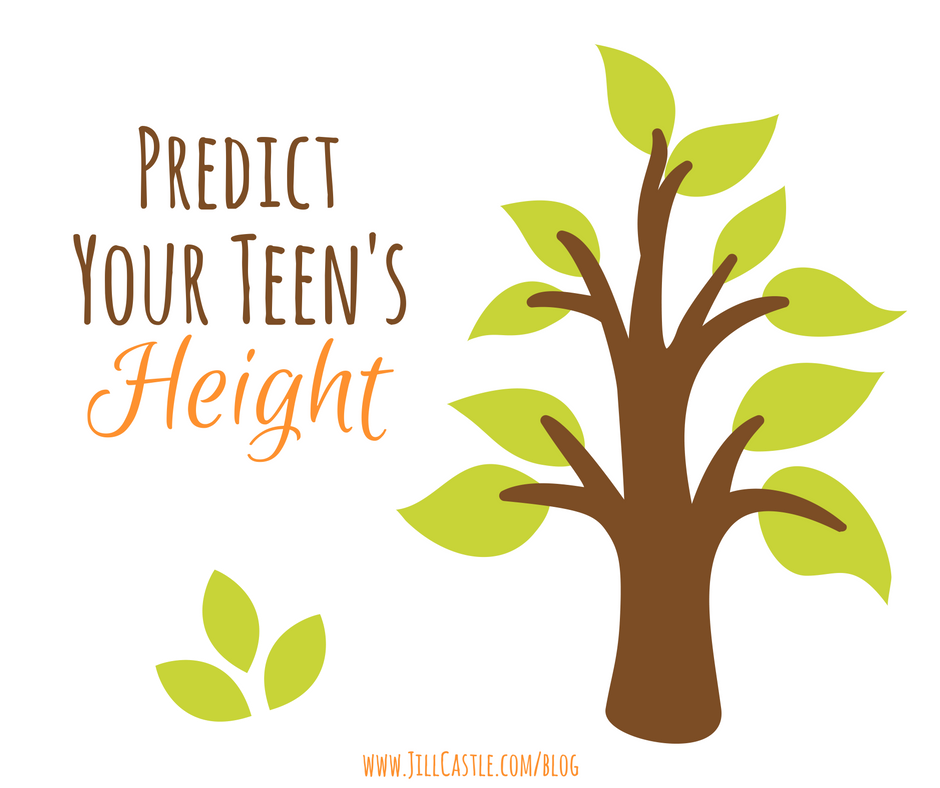 7 Ways to Support the Teenage Growth Spurt - Jill Castle