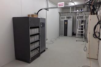 Photo: Local électrique salle 2 #datacenter #reims (Visite de chantier 13.11.2014)