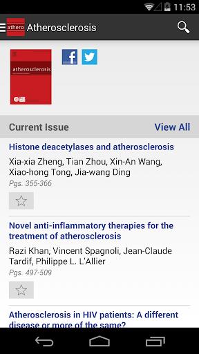 Atherosclerosis Journal