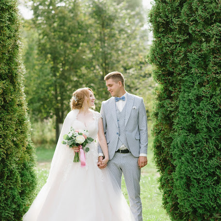 Свадебный фотограф Анна Масилевич (annaustinovich). Фотография от 08.01.2018