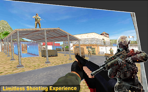 Commando IGI Gun Shooter 3D 8