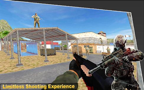 Commando IGI Gun Shooter 3D 8