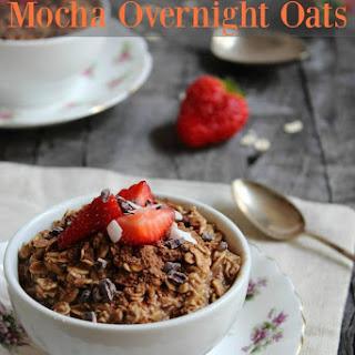 Overnight Mocha Oats