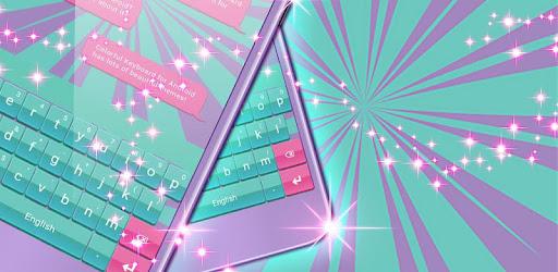 Clavier coloré pour Android
