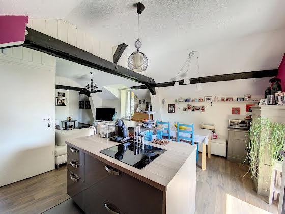 Vente appartement 4 pièces 77,25 m2