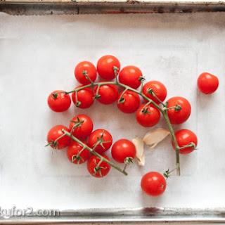 Slow Roasted Tomato.